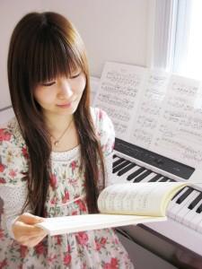 【はぁ?お前ピアノ弾けるの?】